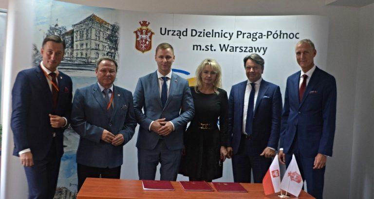 8 mln zł na remont szkoły na Pradze-Północ!
