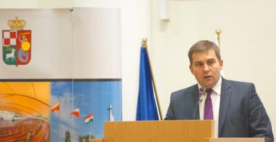 Adam Niedziałek, radny klubu PiS